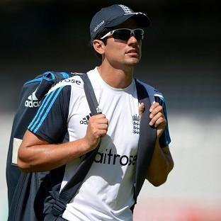 Alastair Cook, pictured, is surprised by the furore surrounding James Anderso