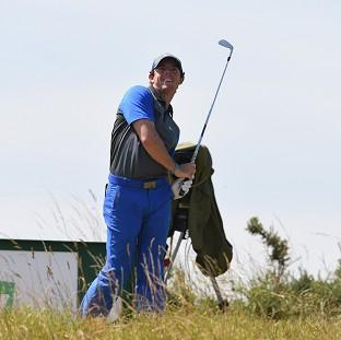 Hampshire Chronicle: Rory McIlroy shot an opening 66 at Royal Liverpool