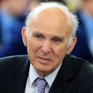 Business Secretary Vince Cable has been urged to change the rules on voting in strike ballots