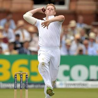 Ben Stokes thought England were short of luck on day one