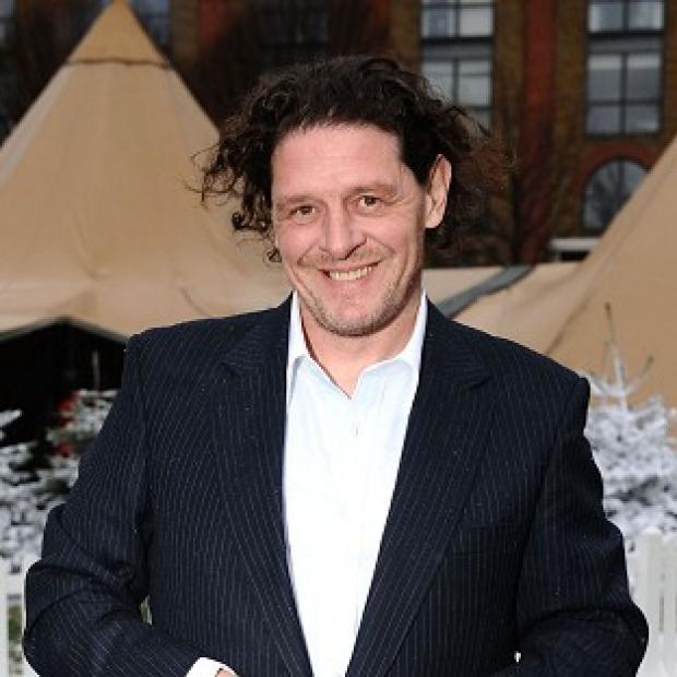 Hampshire Chronicle: Ridley Scott has bought the rights to Marco Pierre White's memoir