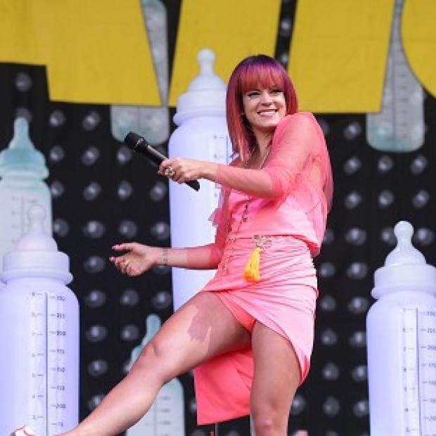 Hampshire Chronicle: Lily Allen has stepped in to headline Latitude