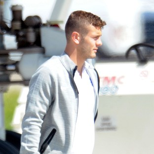 Jack Wilshere has attracted attention from the newspapers while on holiday