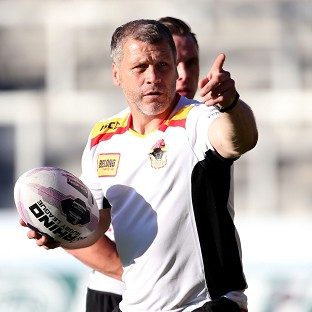 James Lowes' side were well beaten in the end by Huddersfield