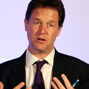Nick Clegg said appearing on Sunday Brunch gave him an opportunity to reach out to voters