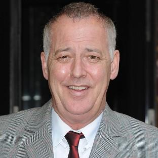 Michael Barrymore's phone was hacked