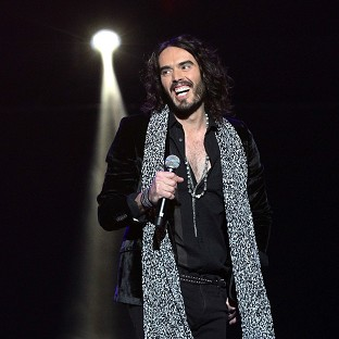 Russell Brand is not expected to continue with his My