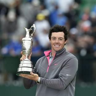 Rory McIlroy won his third major title at Hoylake last week