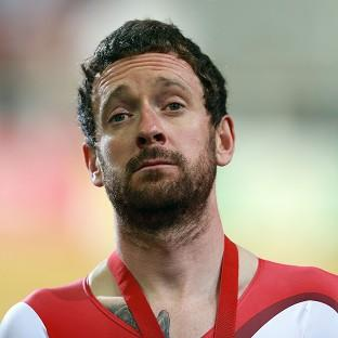 Sir Bradley Wiggins is targeting an upgrade on his silver medal at the Rio Olympics