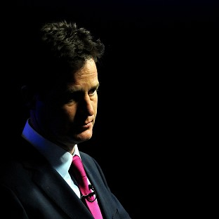 Clegg urges end to Gaza bloodshed