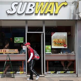 Subway has signed up to salt reduction targets