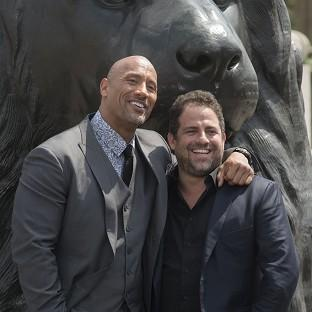 Brett Ratner directed Dwayne Johnson in Hercules