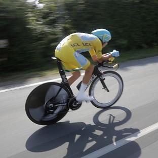 Italy's Vincenzo Nibali feels the course suited him perfectly (AP)