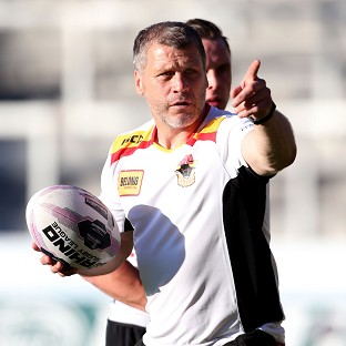 James Lowes oversaw Bradford's first win since the beginning of June
