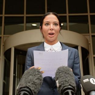 Tulisa Contostavlos said drugs allegations tha