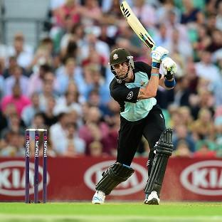 Kevin Pietersen has been playing for Surrey in the NatWest T20 Blast this summer