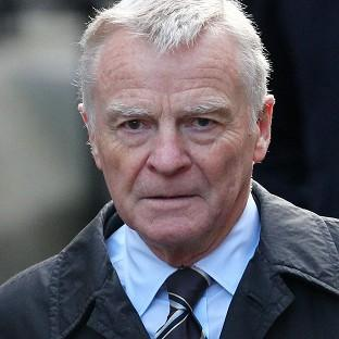 Max Mosley is seeking to