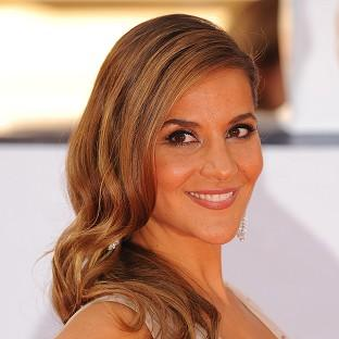 Amanda Byram is supporting the campaign
