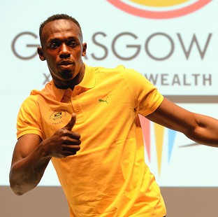 Usain Bolt has reportedly expressed his unhappiness at the Commonwealth Games