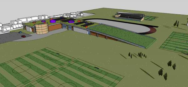 Volunteers campaigning for new sports centre in Winchester