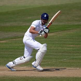 Alastair Cook felt the whole England team contributed to the third Test win over India