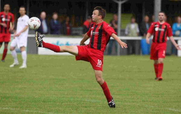 Warren Bentley couldn't prevent Winchester from slipping to a shock home defeat today