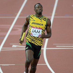 Usain Bolt is on the hunt for Commonwealth gold