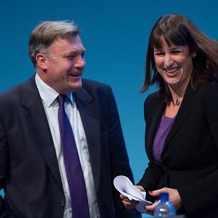 Ed Balls and Rachel Reeves have been taking a stronger line on benefits in the last few days