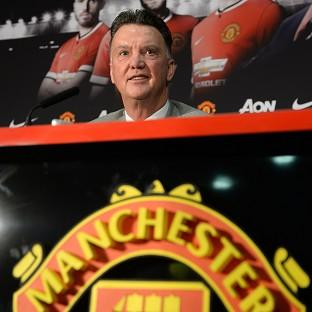 Louis van Gaal is still not totally content wi