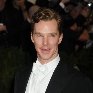 Benedict Cumberbatch made it onto the list of fashionable stars