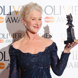 Dame Helen Mirren is taking her Olivier Award-winning performance in The Audience to Broadway