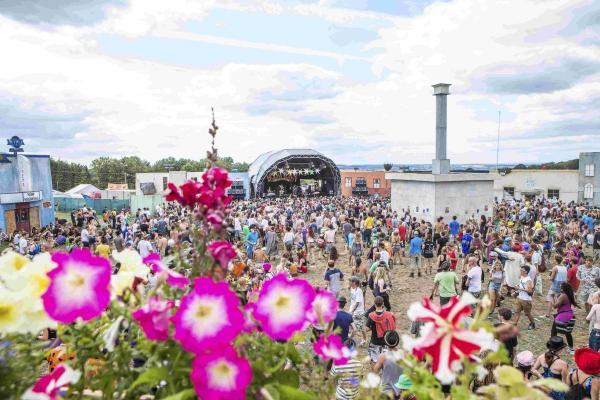 A problem-free start for BoomTown, say organisers