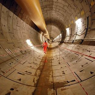 Crossrail is due to be fully operational by 2019
