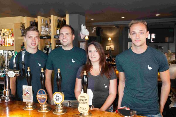 Winchester pub submits plans for pop-up bar to cater for summer demand