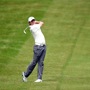 McIlroy back on top after setback