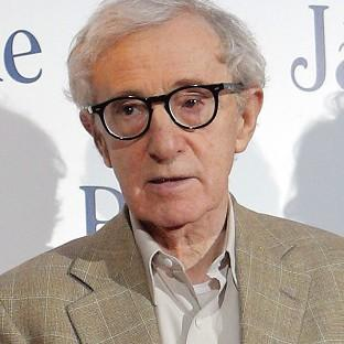 Woody Allen's handprints are not on the famous Hollywood Walk of Fame in Los Angeles (AP)