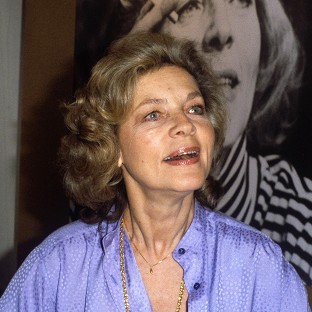 Hollywood legend Lauren Bacall dies