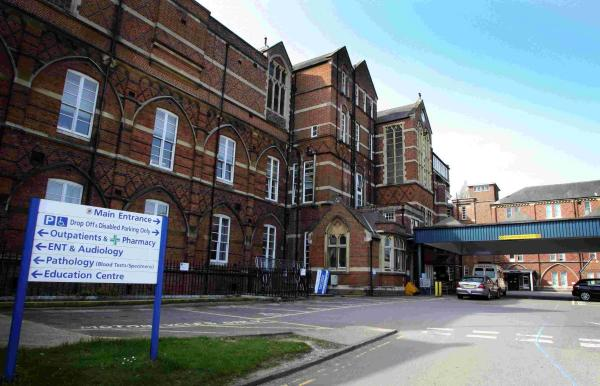 Ms Southern received years of treatment at the Royal Hampshire County Hospital prior to her death