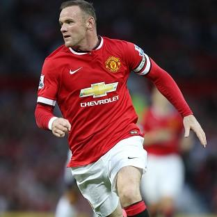Statistics showed players including Wayne Rooney were passing and receiving the ball more frequently