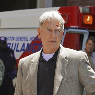 Mark Harmon stars in NCIS, the most-watched TV show in the world