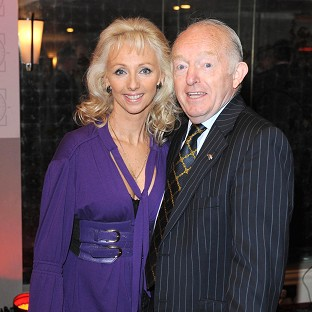Debbie McGee and Paul Daniels ar