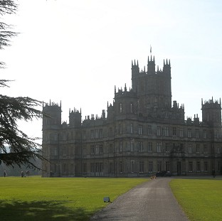 Bedroom fire sparks Downton drama
