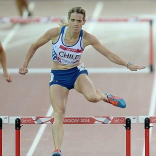 Eilidh Child has European gold in her sights