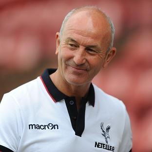 Tony Pulis has left Crystal Palace just two days before the start of the Premier League season
