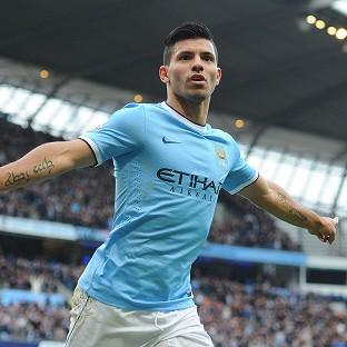 Sergio Aguero has committed his future to Manchester City until 2019