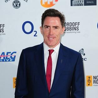 Rob Brydon will be one of the new hosts on the Sunday Night At The London Palladium revival