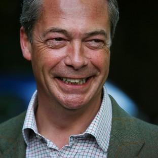 Nigel Farage has said sorry in person, according to the BBC
