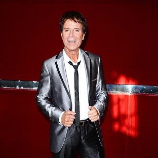 Sir Cliff Richard is heading for the charts