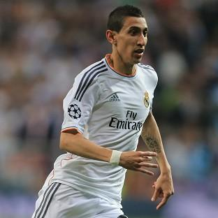 Angel Di Maria wants to move on from Real Madrid