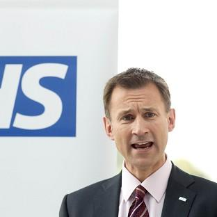 Jeremy Hunt said a new class of medic would give busy doctors more time to care for patients